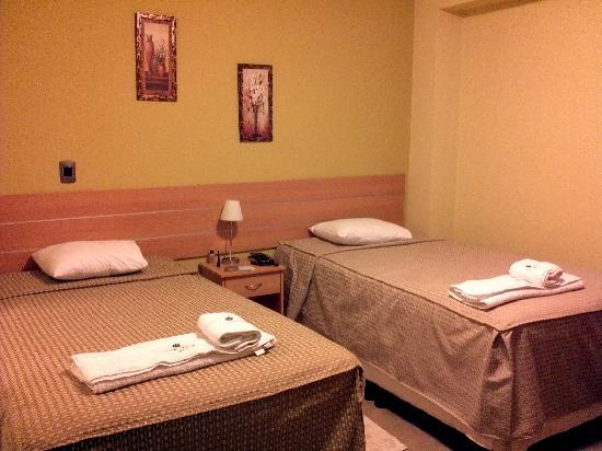 Hotel Mochiks : habitacion doble