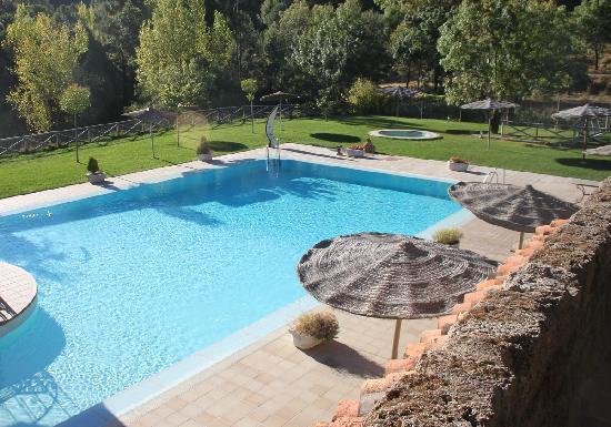 Natural Park Sierra de Cazorla : swimming pool