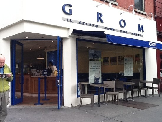 Photo of Restaurant Grom at 1796 Broadway, New York, NY 10019, United States