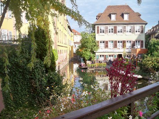 Hotel Saint Martin : Colmar canal