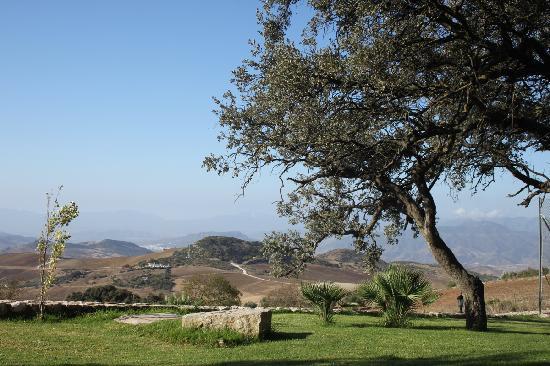 Hotel La Fuente del Sol: View