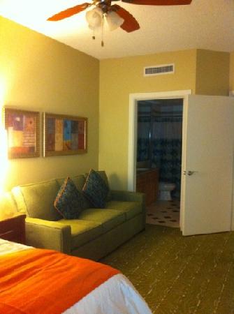 Marriott's Imperial Palms Villas: second bedroom
