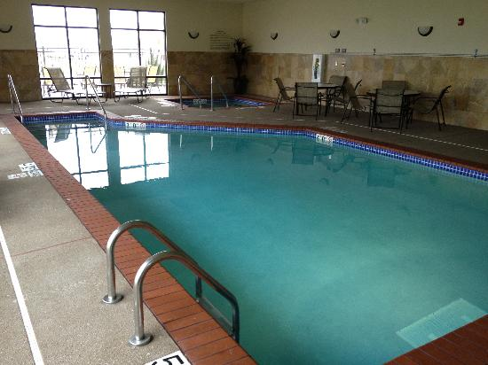Hampton Inn Tomah: Pool Jacuzzi