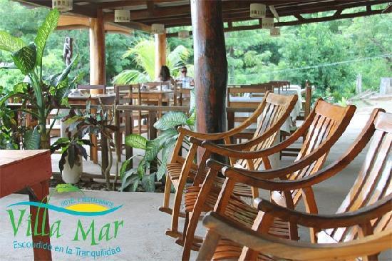 Hostal Villa Mar: Restaurante Villa Mar
