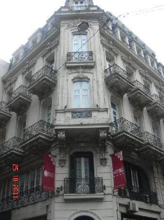 Hotel Plaza Fuerte: Fachada do Hotel