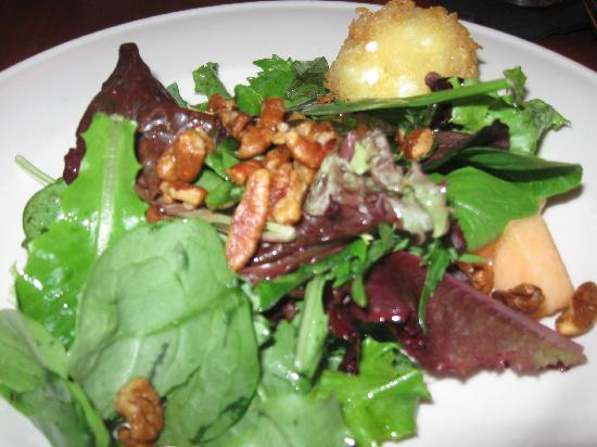 One Dock Prime: Goat cheese salad