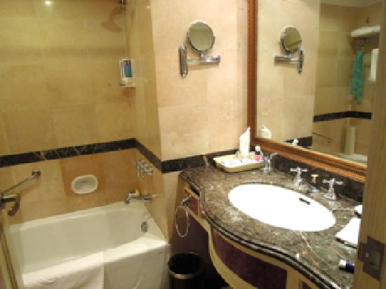 Chong Qing Hotel: バスルーム