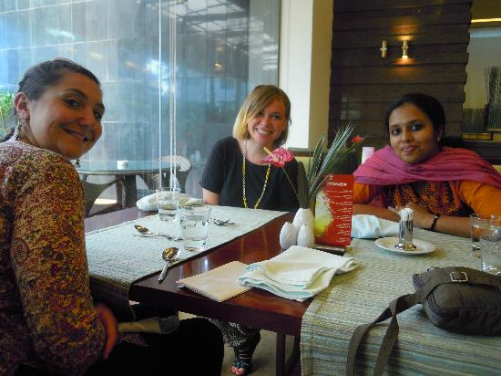 Masala : lunch with friends