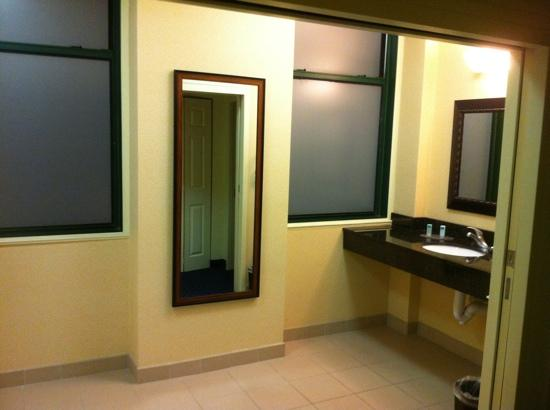 SpringHill Suites Baltimore Downtown/Inner Harbor: bathroom