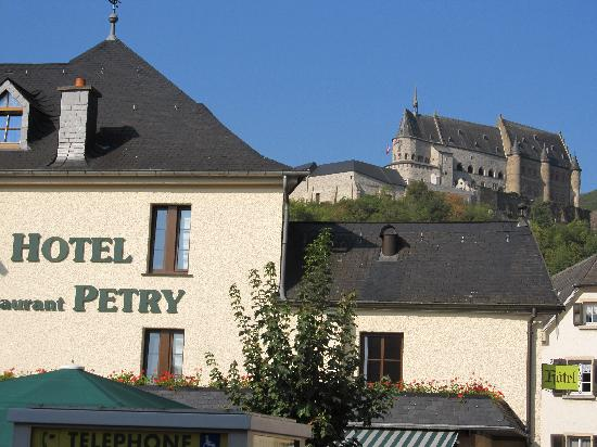 Hotel Petry and Viaden Castle