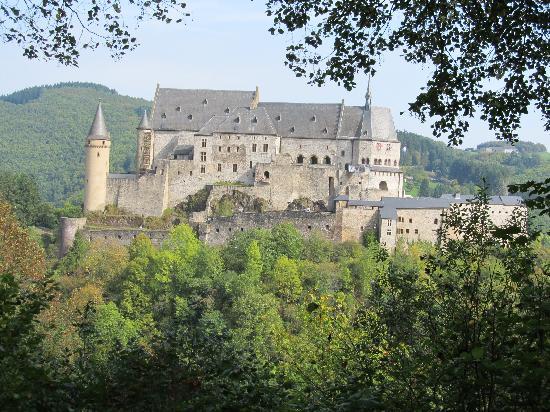 Hotel Petry: Vianden Castle
