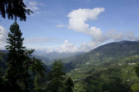 Kinnaur : Narkhand View