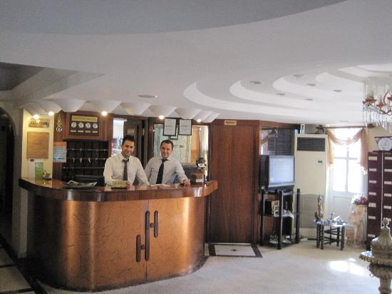 Historia Hotel: Check In w/Owner & Staff Member