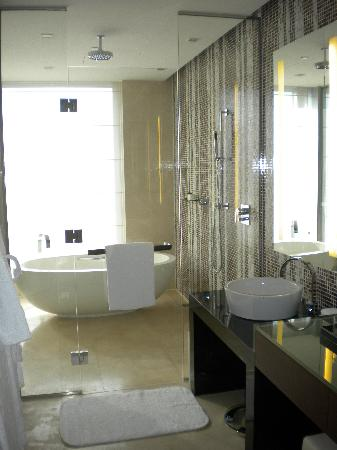 Grand Hyatt Macau : bathroom