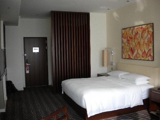 澳门君悦酒店: bedroom
