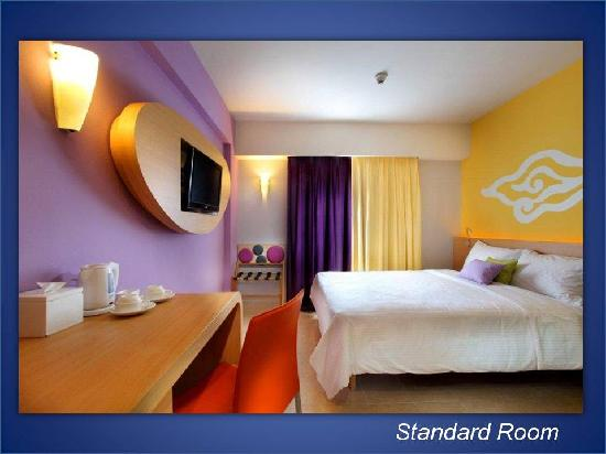 Best Western Kuta Beach: Standard Room