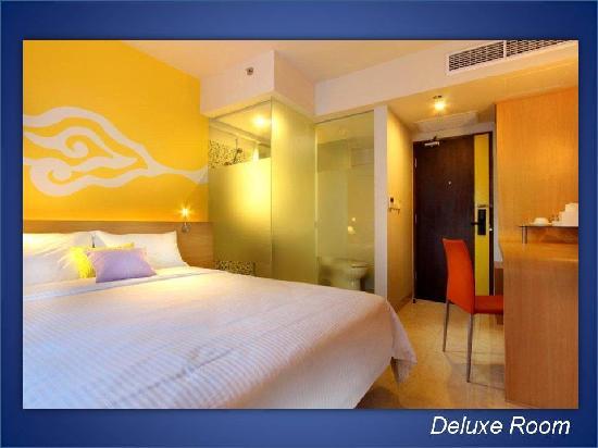 Best Western Kuta Beach: Deluxe Room