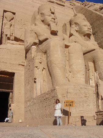 Venice Hosokawaya - Day Tours : Her føler man virkelig Ramses den II storhed