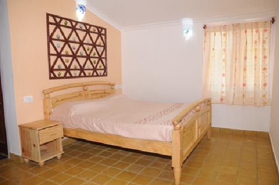 West Nature Cottages: Bed room