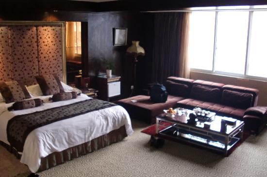 Hanzun Hotel: Guestroom