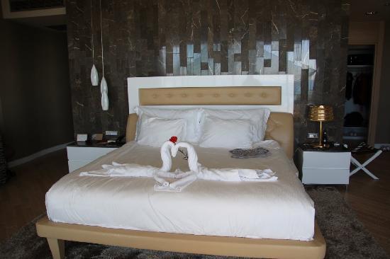 Maxx Royal Belek Golf Resort : la chambre
