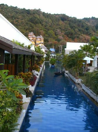 แอคเซส รีสอร์ท แอนด์ วิลล่า: lagoon pool