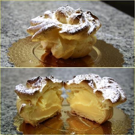 Pasticceria Basile: Testa di turco: dolce tipico di Scicli