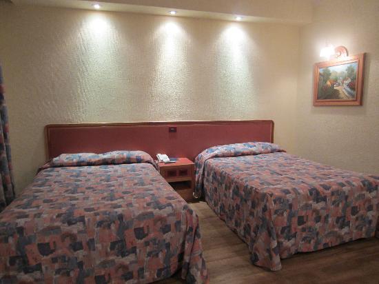 Hotel Gillow: 心地よいベッド。