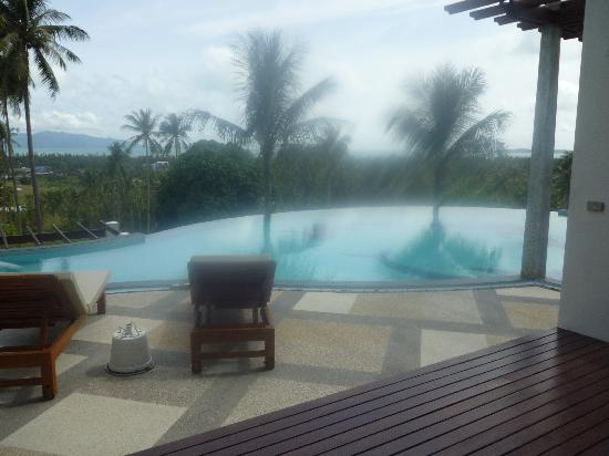 Grand Hill Residence: The view!