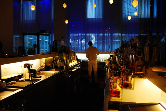 Melia Barcelona Sky: Bar