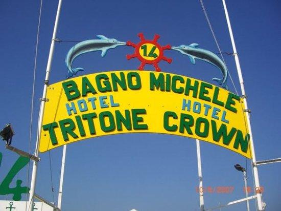 The best - Review of Bagno 14 Michele, Rimini, Italy - TripAdvisor