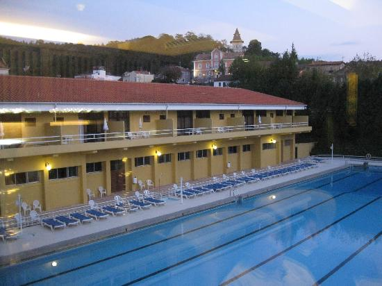 Grande Hotel de Luso: Swiming pool