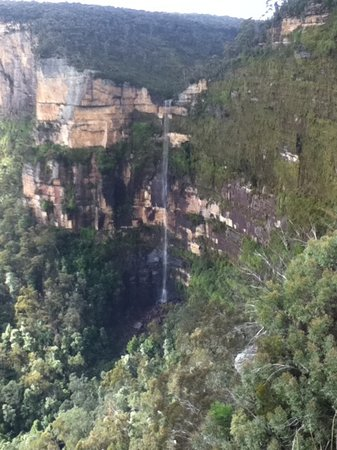 Blackheath, Australia: view from Govett's Leap