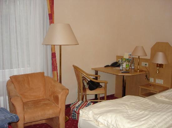 Mosel Hotel Haehn : Zimmer