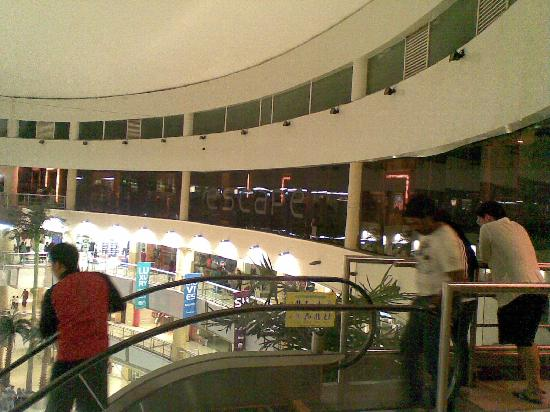 Sathyam Cinemas : Escape Theater from Outside