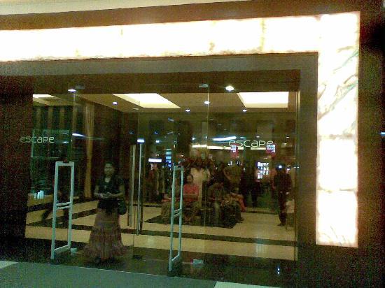Sathyam Cinemas : One of the Lobbies