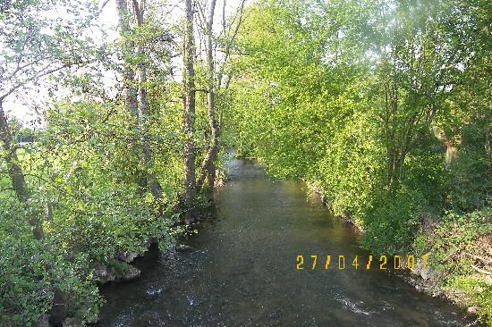 Logis Auberge de l'Omois : le surmelin rivière a truite