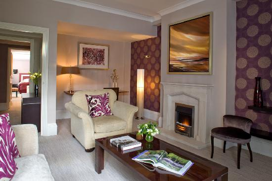 Beaufort House: All our apartments have a sitting area