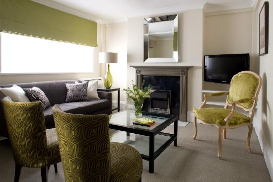 Beaufort House : Our apartments have been individually decorated