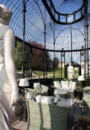 Ballyfin Demesne: Conservatory
