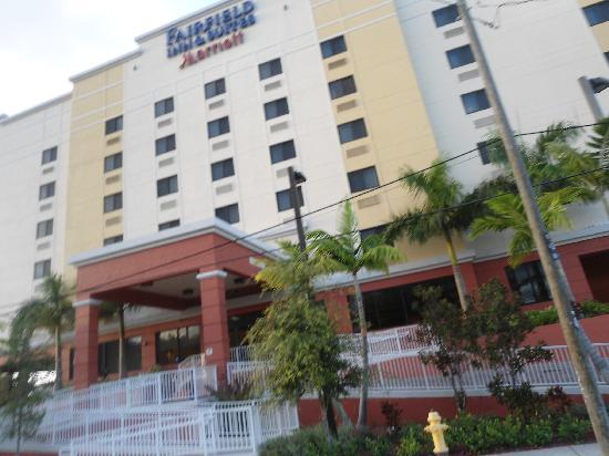 Fairfield Inn & Suites Miami Airport South: fairfield inn