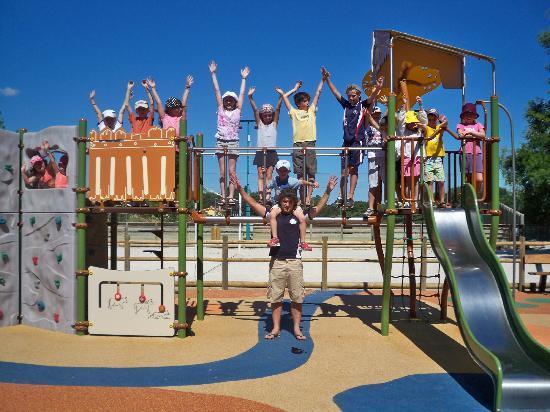 Camping Les Galets: Espace jeux Kid's Club
