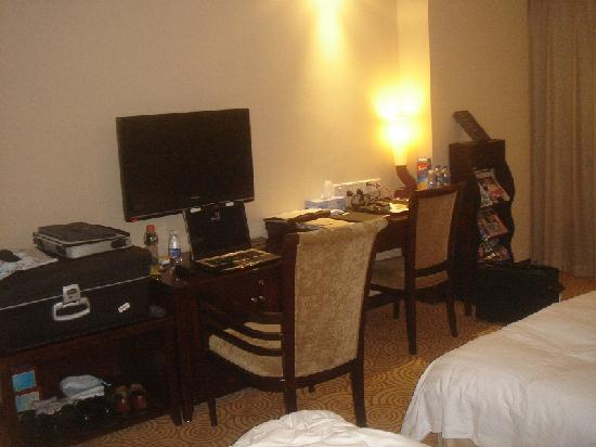 Overseas Chinese Friendship Hotel: Room 1107 - Two Beds
