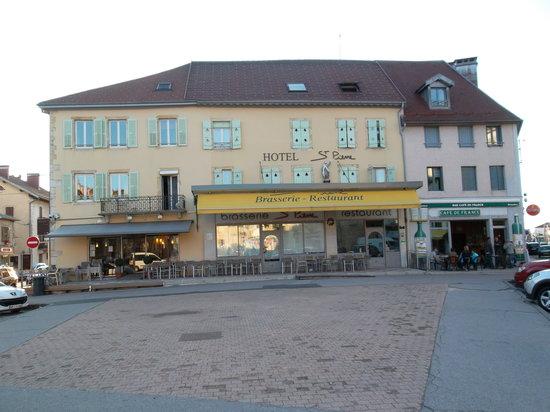 Pontarlier, Frankrike: Hotel Saint Pierre