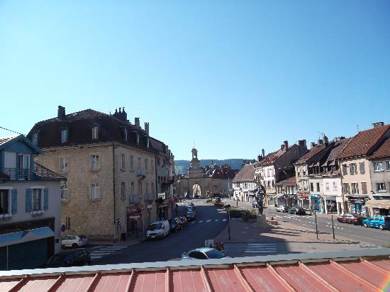 Pontarlier, France: View from your room