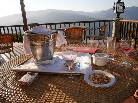 Pousada do Geres - Canicada Charming Hotel: terrasse