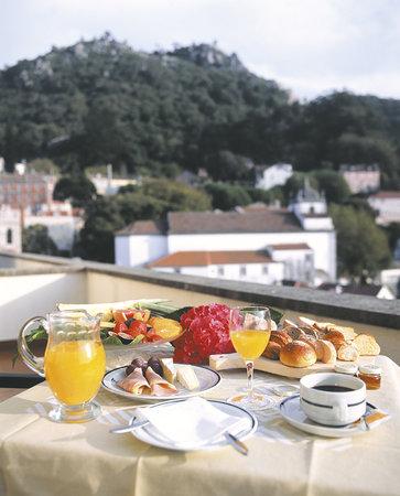Hotel Tivoli Sintra: Varanda at Tivoli Sintra