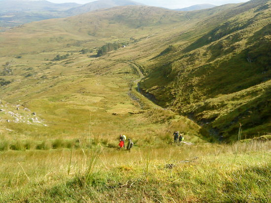 Glengarriff, Irlandia: Long Distances