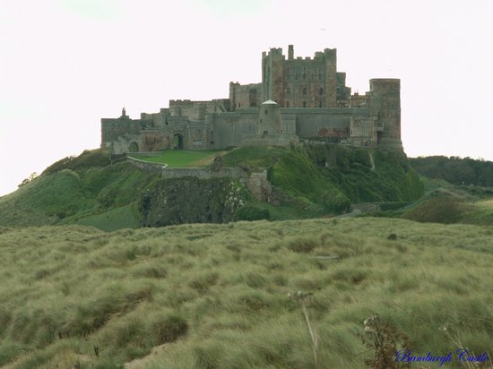 Bamburgh, UK: The Castle