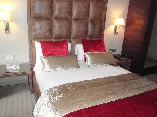 โรงแรมเดอะเมย์แฟร์: Room 334